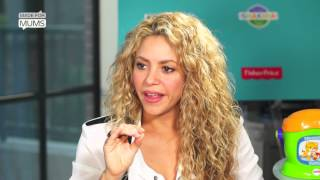 Shakira interview - 'I'm a tiger mum'