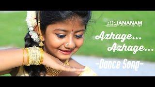 NEHA and YAASH   Azhage Azhage   Dance Video Song   Jananam CH