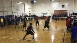 Hattiesburg-Bham vs Nashville (Final 2 of 3) Desi Volleyball  Chattanooga, TN