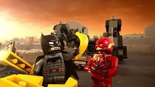 Mother Box Mission - Justice League - LEGO DC Super Heroes - Mini Movie