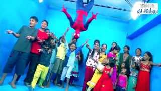 The Amazing Spiderman with Tamil Kids | Tamil The Hindu