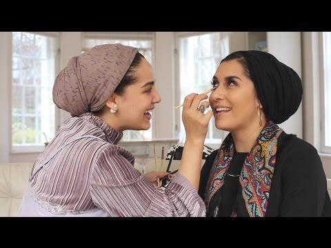 Ascia x Dina Tokio Makeup Challenge!