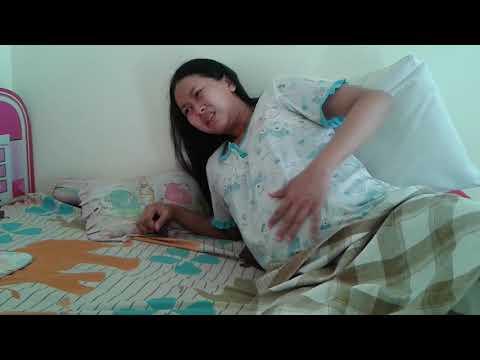 detik- detik penderitaan ibu saat akan melahirkan (part1)