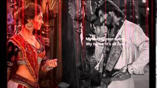 Laal Ishq - Ram Leela (with Eng translations)
