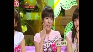 snsd y 2ne1 funny moments