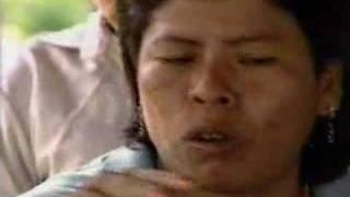 Embera Indigenous people of Choco  (Secrets of Choco Clip)