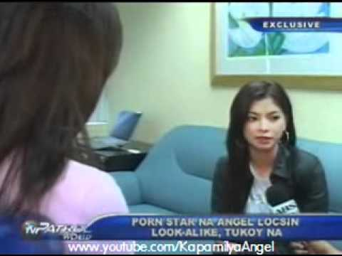 Angel Locsin sex video news