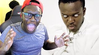 REACTING TO MY BRO'S NEW SONG