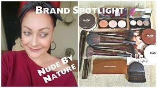 Nude By Nature Brand Spotlight | incl. NEW Contour and Highlight Palettes!