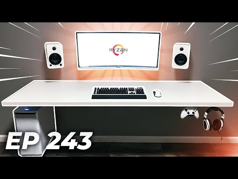 Setup Wars Episode 243 Clean and Minimal Edition