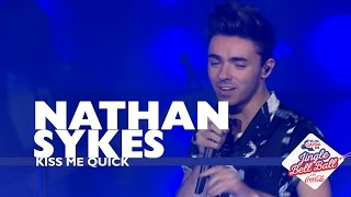 Nathan Sykes - 'Kiss Me Quick' (Live At Capital's Jingle Bell Ball 2016)