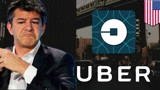 Uber CEO Travis Kalanick done: Kalanick steps down after investor outrage - TomoNews