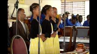 The Fosters' Triplet Sings I  Will Glory In The Cross