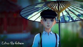 💖💖 Mujhko barsaat bana lo whatsapp status video || animation status 💖💖