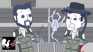 Moon Walker Isolation - Rooster Teeth Animated Adventures