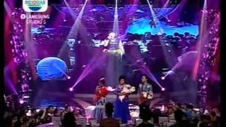 Lesty Sang Juara - Konser Kemenangan - DAcademy