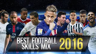 Best Football Skills Mix 2016 ● Neymar ● Ronaldo ● Messi ● Dybala ● Mahrez ● Lucas & More HD