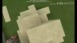 Minecraft pe (crossfire parkour) death trap