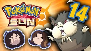Pokemon Sun: To The City - PART 14 - Game Grumps