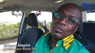 Reportage Bénin Taxi  Sylvio Combey  Africa rendez vous TV