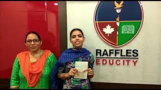 Preetinder Kaur | Canada Study Visa