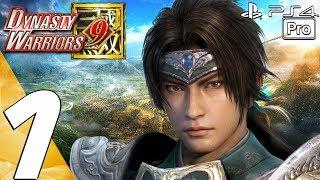 Dynasty Warriors 9 - Gameplay Walkthrough Part 1 - Prologue (PS4 PRO)
