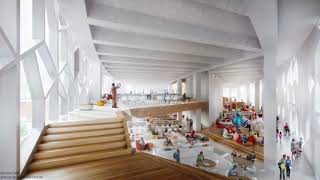 Calgary's New Central Library Design Will Fulfil Its Vision 'To Inspire All'
