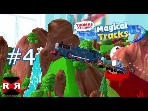 Thomas and Friends Magical Tracks Kids Train Set All Surprise Packs & Characters Unlocked 4