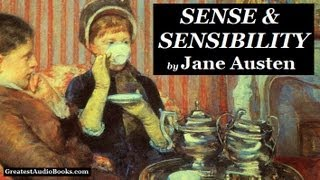 SENSE & SENSIBILITY by Jane Austen - FULL AudioBook | Greatest Audio Books