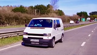 VW T4 1.8T 400BHP!!! (6spd conversion begins + drone footage!)