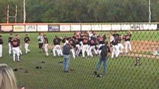 University of Central Missouri Mules Victory Dance