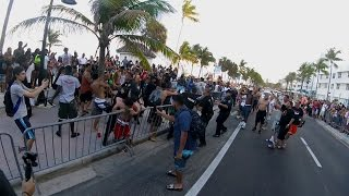 Fort Lauderdale Spring Break in Florida - 2017