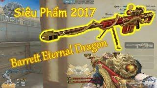 [ Bình Luận CF ] Barrett M82A1 Eternal Dragon ✔ Pino.NTK
