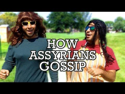 How Assyrians Gossip with Peter Panda