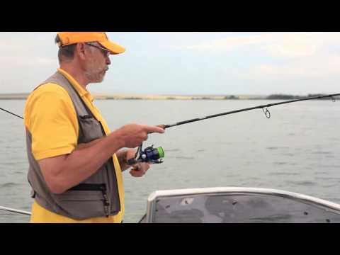 рыбалка на ириклинском водохранилище видео