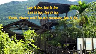 Let It Be - Collin Raye ,馬太鞍(MataiAn Wetland ),Taiwan