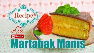 Resep & tips sukses membuat martabak manis/bangka | Indonesian pancake recipe (ENG SUB)