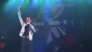 Isao Sasaki & Grendizer Live On Stage!