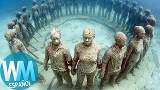 ¡Top 10 MISTERIOS del Fondo del Mar!
