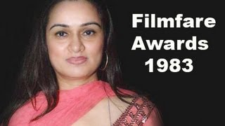 Filmfare Awards for Best Actress in 1983 - Part 38