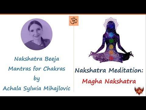 Xxx Mp4 10 Magha Nakshatra Chakra Meditation With Beeja Mantra 3gp Sex