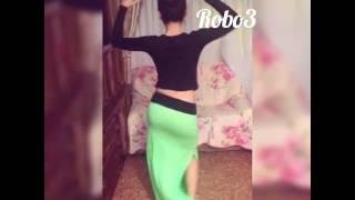 رقص روعة على راي my love robo3