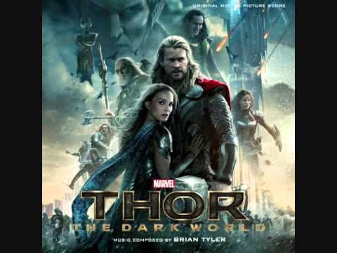 THOR   THE DARK WORLD EXTENDED MAIN TITLE