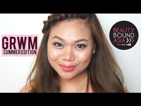 Xxx Mp4 Get Ready With Me Summer Edition BeautyBoundAsia XxXX Aimeecarla 3gp Sex