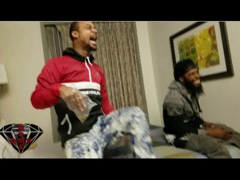 HILARIOUS: NIGHT BEFORE BL5 WITH QP, CHEF TREZ, RYDA, JAKKBOY MAINE