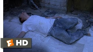 Saw (6/11) Movie CLIP - Jigsaw Calls Their Bluff (2004) HD