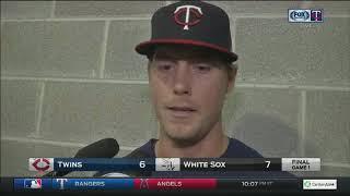 Melville on Minnesota debut: