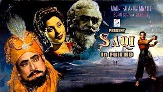 Saqi | Madhubala,Premnath & Randheer | 1952 | HD