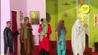 Slow Motion Sajan Abbas Sxy Jokes With Kuri Pakistani Punjabi Stage Drama