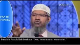 Setelah Berzina Apakah Masih Bisa Bertobat dan Diampuni Tuhan-- Dr Zakir Naik